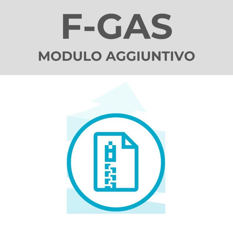 F-GAS - modulo fatturazione elettronica